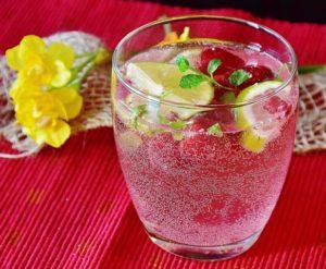Water Health Spritzer